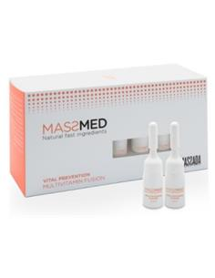 MASSMED FUSION MULTIVITAMIN TRACT. 10x3ml 805 MAS