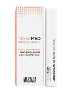 MASSMED LONG EYELASH PESTANY 4ml NUT PLUS 806 MAS