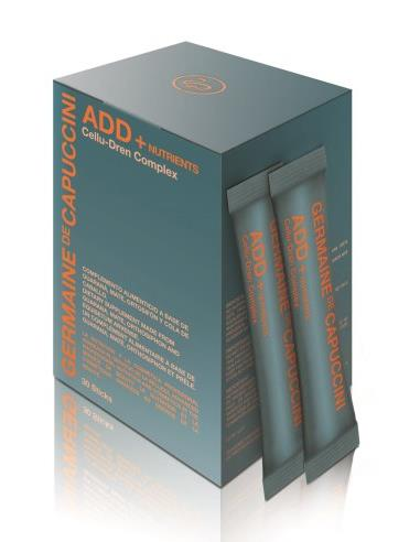 ADD+ CELLU DREN COMPLEX 30 STICKS 490094 GDC
