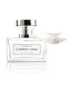LE JARDIN CARMEN VIDAL LA TOSCANE 50ML 790149 GDC