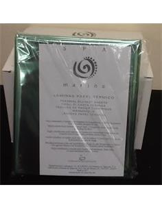 PAPER TERMIC SPA   caixa 10u    752345  GDC
