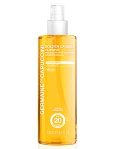 NEW SUN OIL BRONZE EXPRES SPF20 200ml 880108 GDC