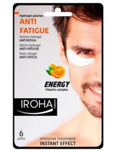 IROHA MEN ULLS PARTX.HIDROG.ANTI-FAT. X6 (24) SEN