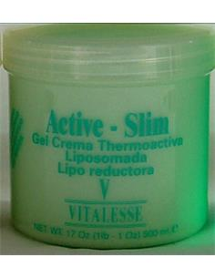 ACTIVE SLIM CREME(TRACT.THERMOACTIU) 500ml 764 VIT