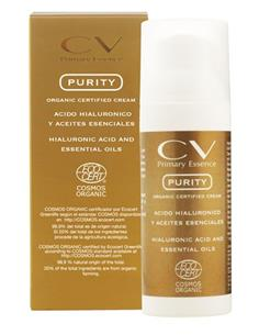 CREMA PURITY ORGANIC 50ml    CV1329ECO  CV