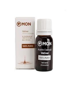ESSENCIALS OLI VETIVER 100% PUR 12ML*** 1148 MON