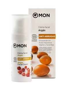 CREMA FACIAL ARGAN 50 ML CR200 MON