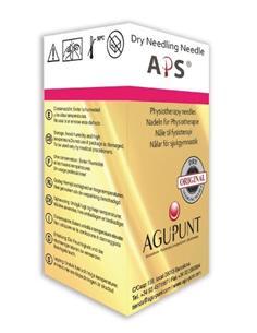 AGULLA PUNCIO SECA 0,30 x 50 (x100) A1042BP ATM