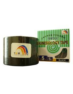 KINESIO-TAPE 5cmX5m NEGRE    TEMTEX    BIO