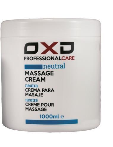 CREMA NEUTRA MASSATGE BASICS 1000ml    OXD