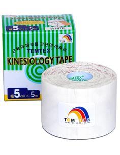 KINESIO-TAPE 5cmX5m BLANC    TEMTEX    BIO