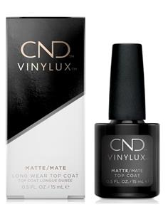VINYLUX TOP COAT MATE 15ml CND