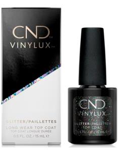 VINYLUX TOP COAT MICROPIGMENT PURPURINA 15ml CND