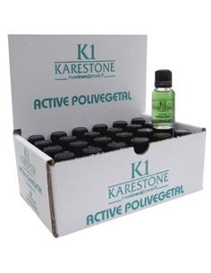 OLI ACTIVE POLIVEGETAL KARESTONE 24unitX15ml RCC