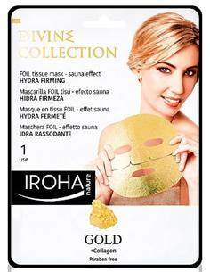 IROHA GOLD DIVINE TISSUE MASC. (15) SEN