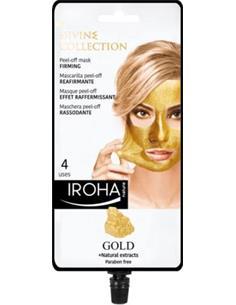 IROHA GOLD DIVINE PEEL-OFF MASC. (10) SEN