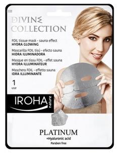 IROHA PLATINUM DIVINE TISSUE MASC. (15) SEN