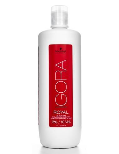 IGORA ROYAL OXIGENADA 10V - 3%  1000 ml  SCH