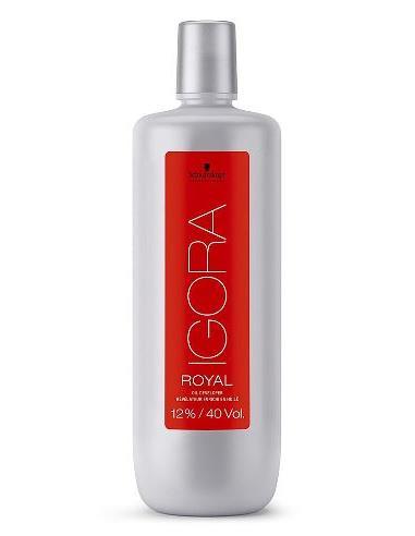 IGORA ROYAL OXIGENADA 40V - 12%  1000 ml SCH