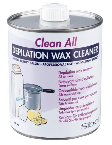 NETEJADOR WAX CLEANER APA.800ml(CITRI) 7411002 SIN