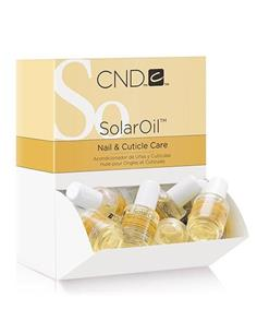 ESSENCIALS TRACTAMENT SOLAROIL 40Un.X 3,7ml CND