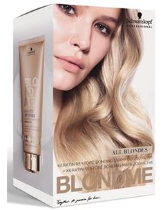 BLONDME ALL BLONDES DUO PACK SCH