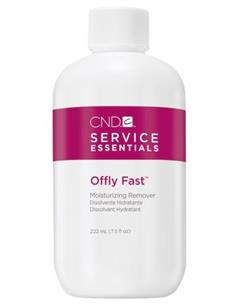 SHELLAC NOURISH REMOV/OFFLY FAST 222ML NEW CND