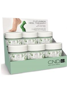 EXP. SPA CUCUMBER HEEL THERAPY CR.HID.74gr X6u CND