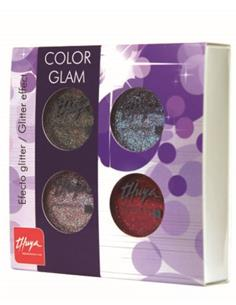 KIT COLOR GLAM EFECTE GLITTER   THU