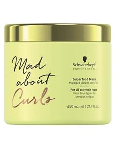 MAD ABOUT CURL MASCARETA SUPERFOOD 650ml SCH