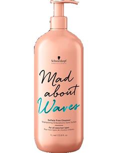 MAD ABOUT WAVES XAMPU S/SULF. 1000ml SCH