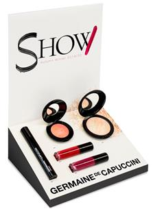 KIT MAKE-UP (MAG+LASH+WOW GLOW) 508040GDC