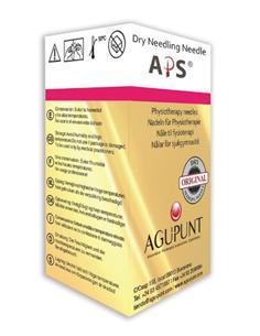 AGULLA PUNCIO SECA STANDARD 0,25x25(x200)A1032 AGP