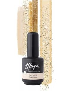 ESMALT UNGLES GEL ON-OFF STAR GLITTER THU