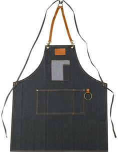 DAVANTAL MACHO DENIM APRON BARBURYS   SIN