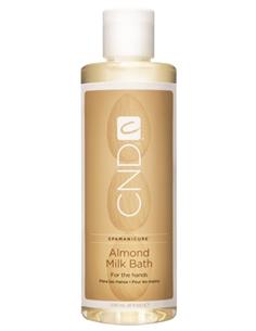 SPA ALMOND MILK BATH OLI HIDRATANT 236ml CND