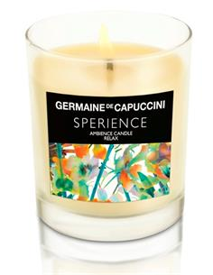 SPERIENCE AMBIENCE CANDLE VITALITY 18  750433 GDC