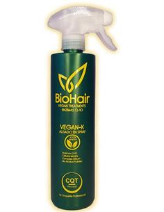 BIOHAIR VEGAN-K ALLISAT SPRAY 500ml. COQ