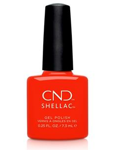 SHELLAC HOT OR KNOT NAUTICAL SUMMER 7,3ml CND