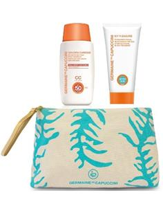 KIT SUN CC CREMA SPF50 50ml+ICY PL 50ml 880120 GDC