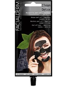 FACIALDERM BLACK PEEL-OFF MASK DETOX (10) SEN