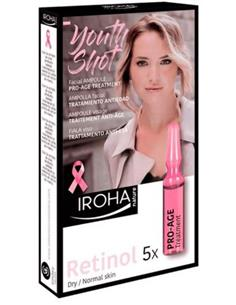 IROHA AMPOLLES RETINOL PRO-AGE FACIAL (5) SEN