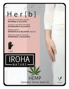 IROHA GUANTS CANNABIS HERB LINE (15) SEN