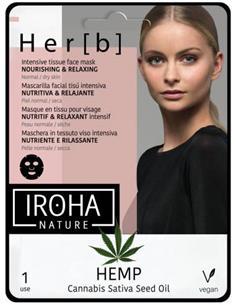 IROHA TISSUE CANNABIS HERB LINE (15)SEN