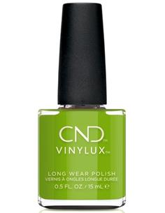 VINYLUX CRISP GREEN 15ml AUTUMN ADDICT CND