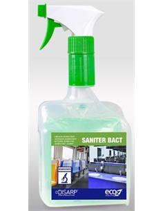 SPRAY SANITER BACTER  500ML (12U)  ARG