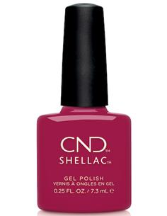 SHELLAC HOW MERLOT COCKTAIL COULTURE 7,3ml CND