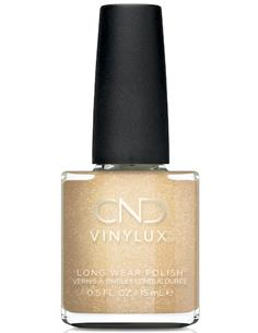 VINYLUX GET THAT GOLD 15ml COCKTAIL COULTURE CND
