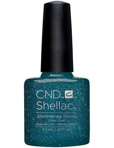 SHELLAC SHIMMERING SHORES (R & H) 7,3ml CND