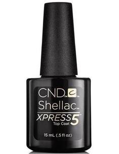 SHELLAC UV TOP COAT XPRESS 5 15ml CND